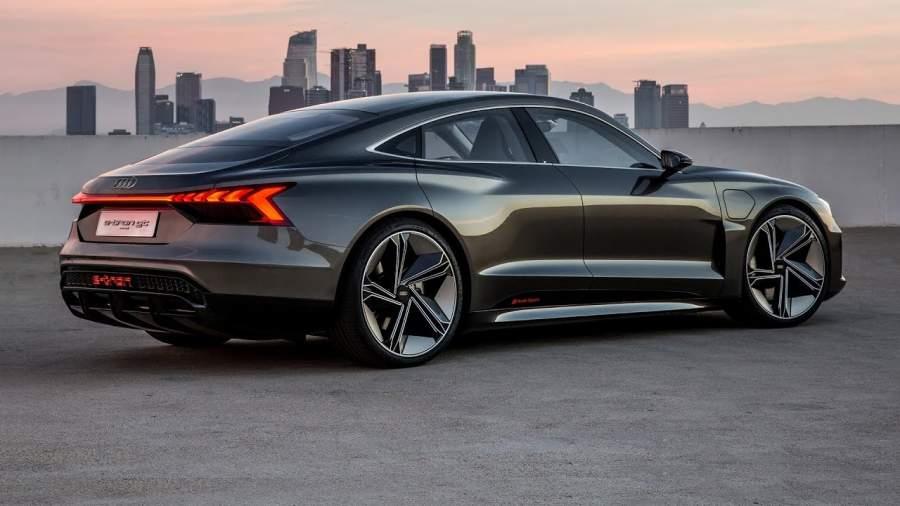 2021 Audi e-Tron GT Release Date, Price, Features