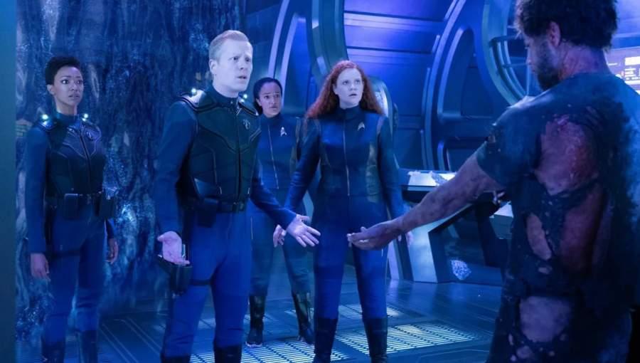 Star Trek Discovery Season 3 Story