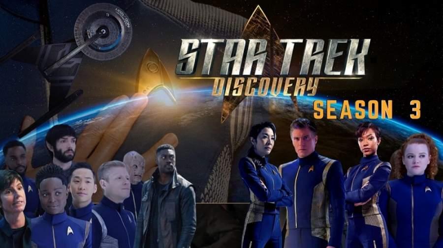 Star Trek: Discovery Season 3 Release Date