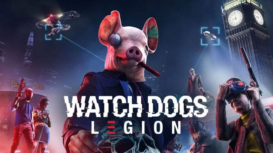 Watch Dogs Legion Gameplay