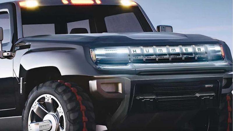 2022 GMC Hummer EV SUT
