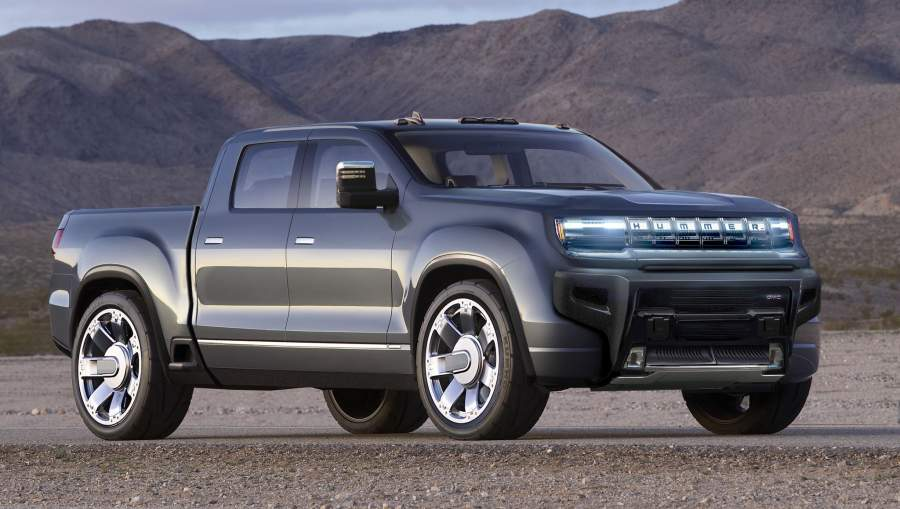 2022 GMC Hummer EV SUT Release Date