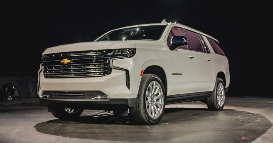 2021 Chevrolet Tahoe Price