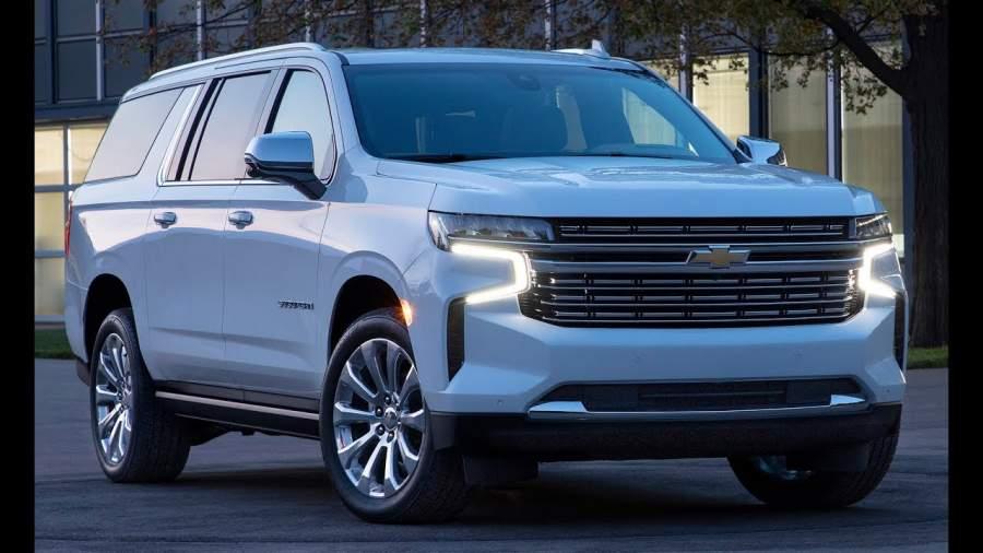 2021 Chevrolet Tahoe Release Date