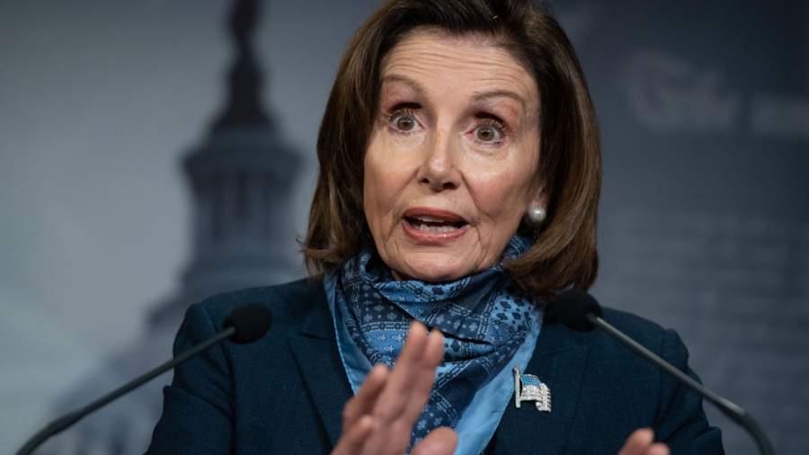 Nancy Pelosi Net Worth, Profession, Age