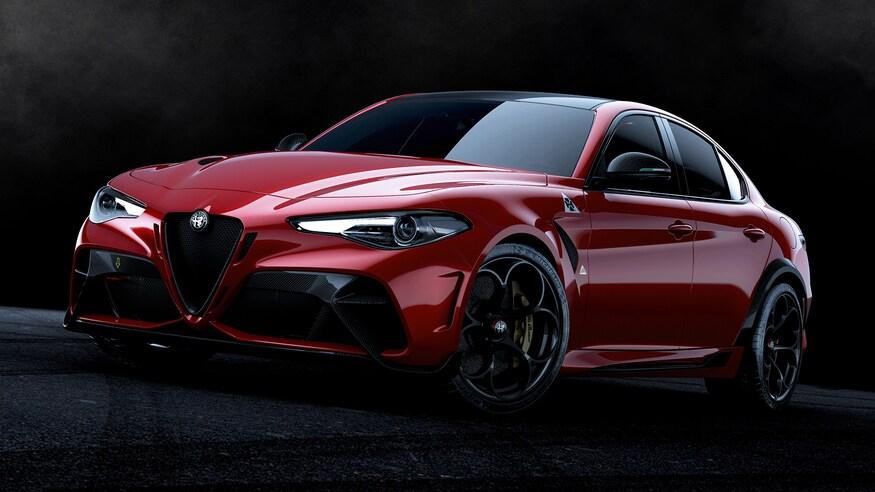 2021 Alfa Romeo GTV Specifications
