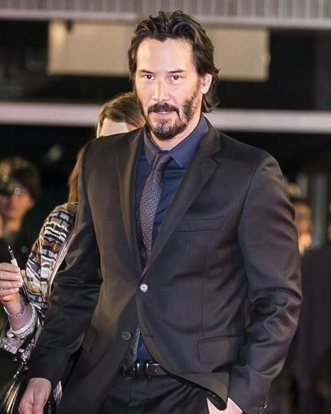 Keanu Reeves Achievements