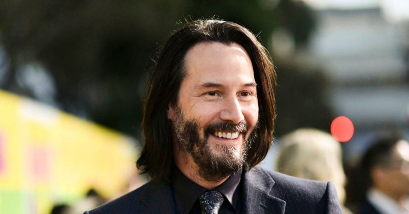 Keanu Reeves Background information