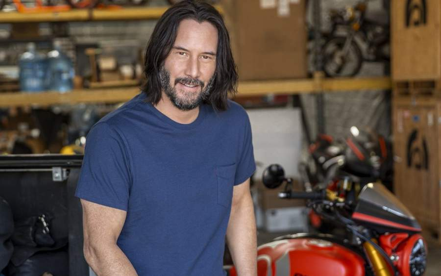 Keanu Reeves Net Worth in 2020