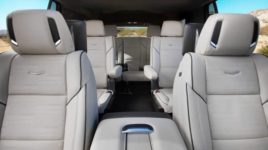 2021 Cadillac Escalade Interior Look