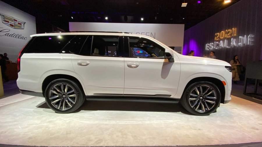 2021 Cadillac Escalade Exterior comfort