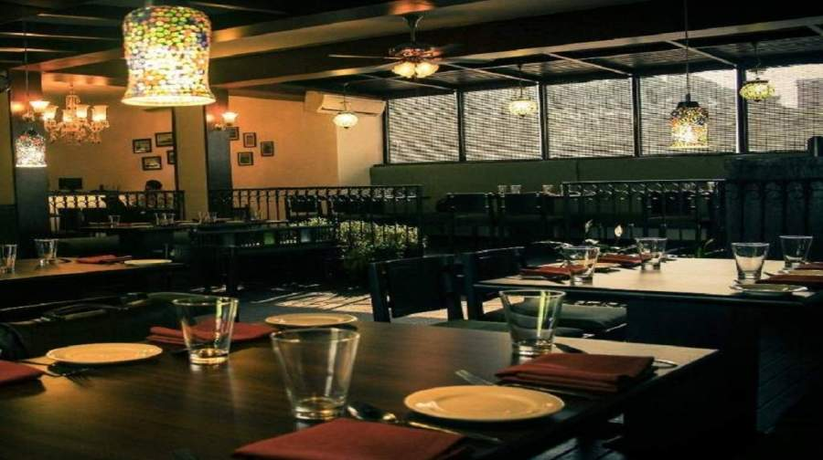 Esplanade Restaurant Bangalore