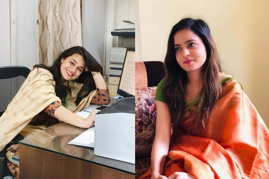 Beautiful Youngest IAS Officers of India