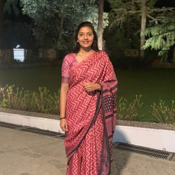 IAS Shrushti Jayant Deshmukh