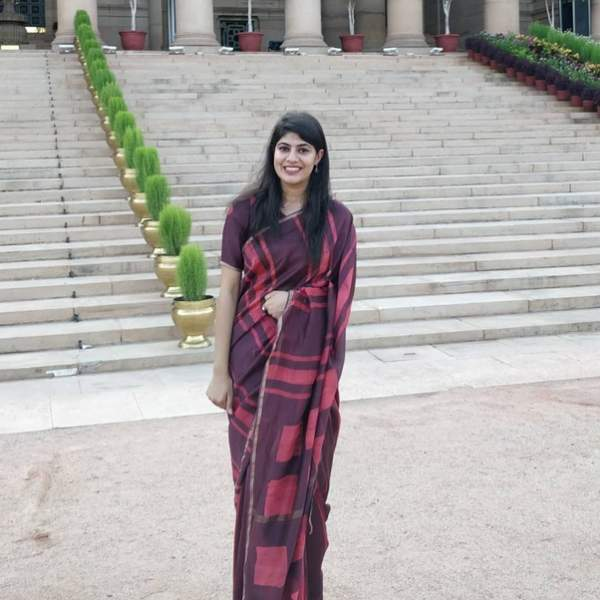 IAS Vaishali Singh