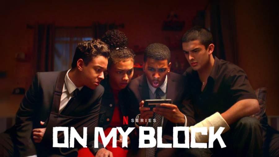 On My Block Season 4 tv series