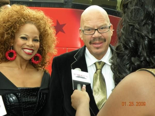 Tom Joyner ex wife Donna Richardson