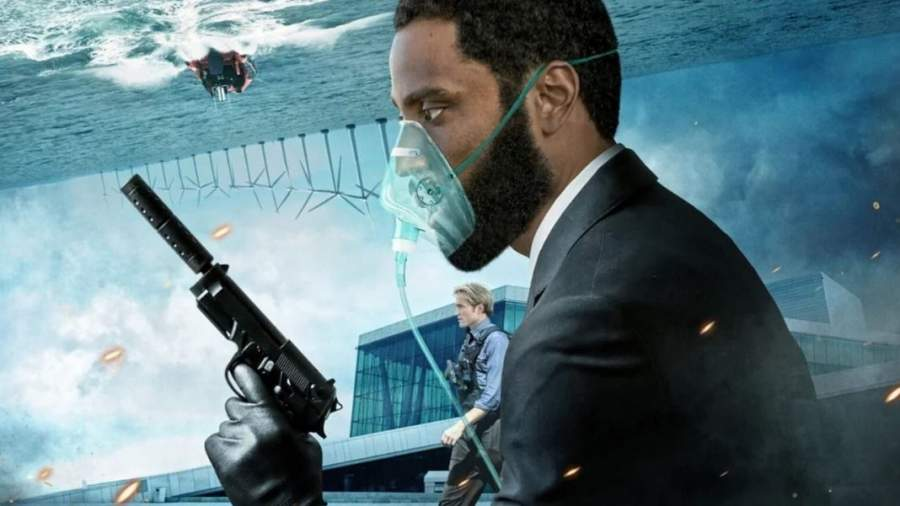 Tenet Spy Movie Plot