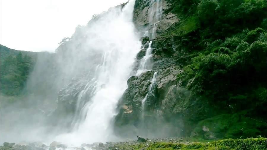 Jung falls Nuranang falls
