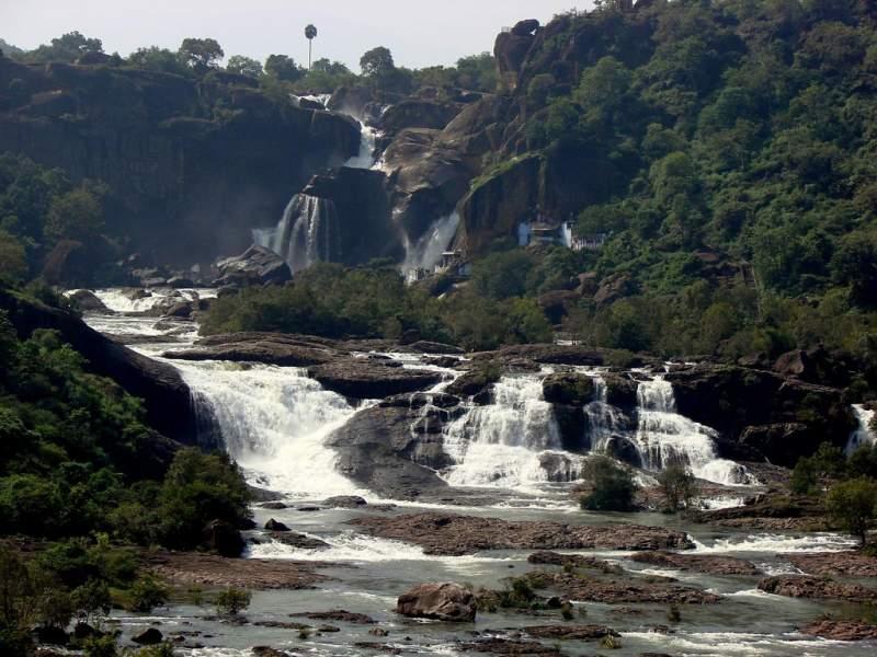 Agasthiyar waterfalls