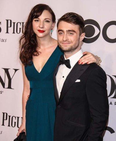 Daniel Radcliffe girlfriend Erin Darke