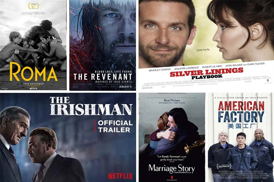 Award-Winning Movies on Netflix