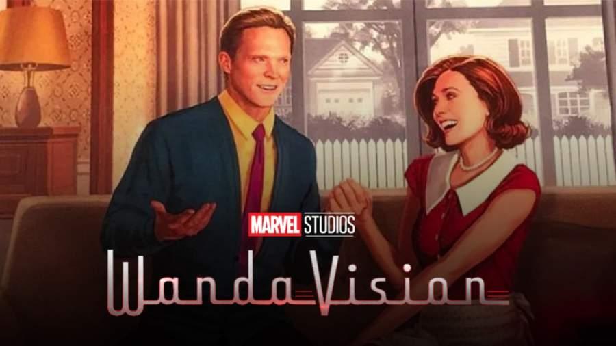 WandaVision Season 1 release date