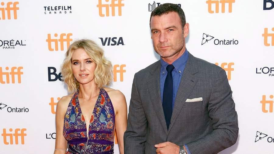 Liev Schreiber wife Naomi Watts