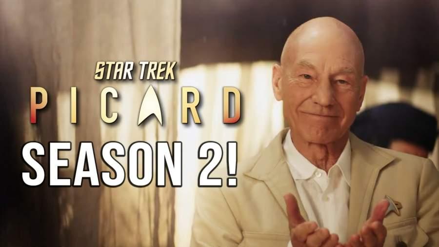 Star Trek Picard Season 2 release date