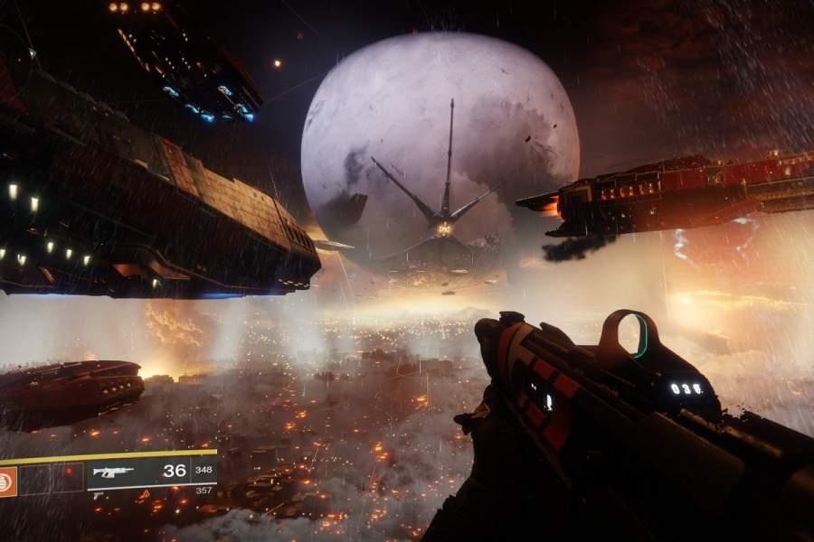 Destiny 2 Exotic Weapon