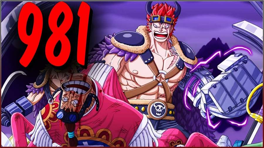 One Piece Chapter 981 release date