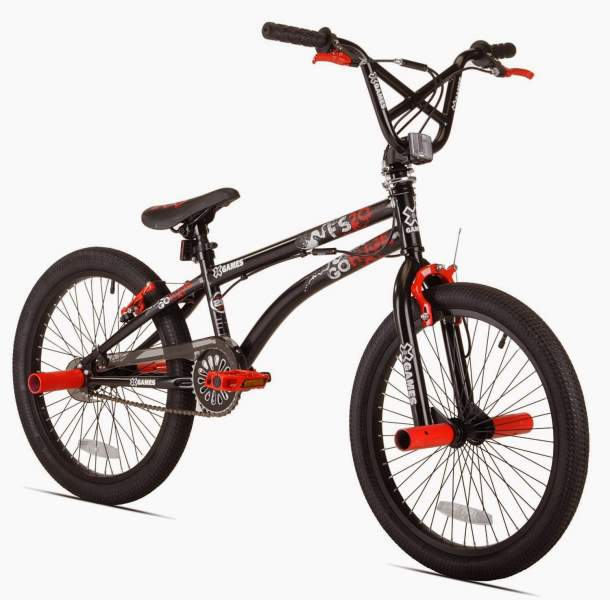 FS20 Freestyle Bicycle BMX