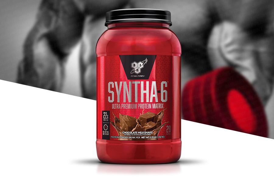 Protein Powder, SYNTHA-6