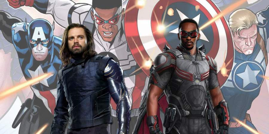 The Falcon and The Winter Soldier Season 1 release date