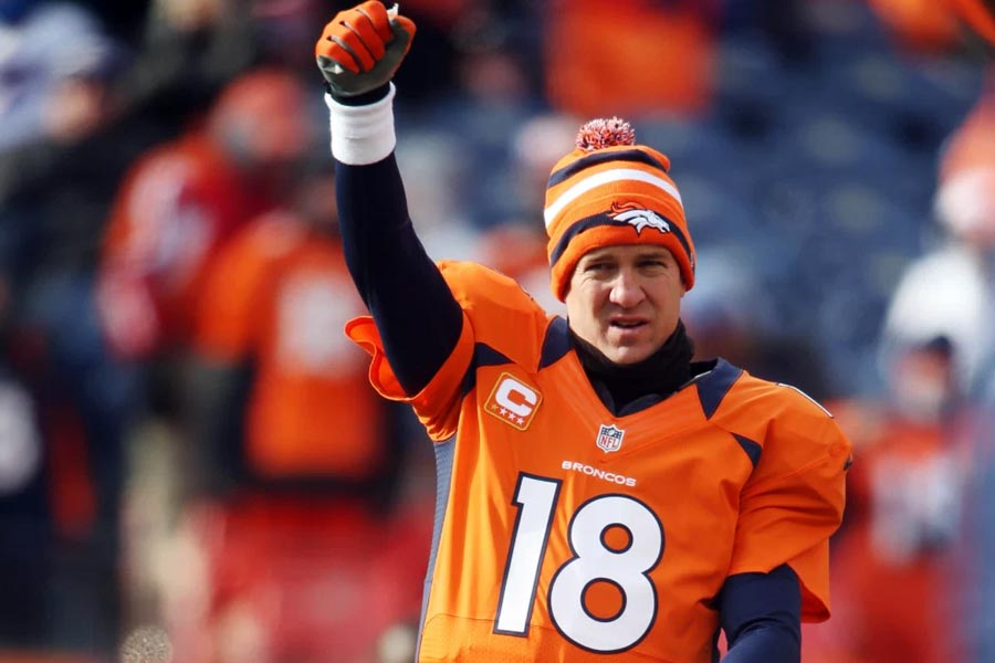 Peyton Williams Manning Biography