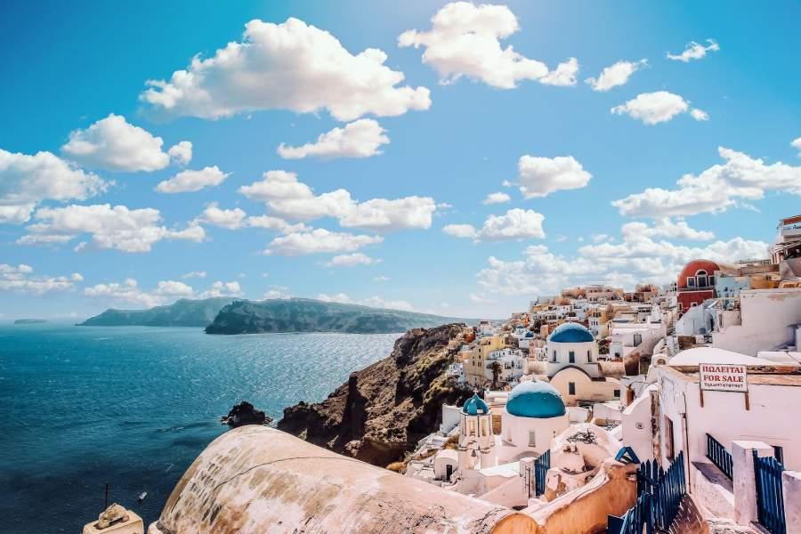 Paros and Antiparos, Greece