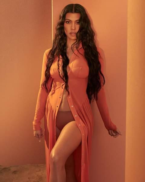 Kourtney Kardashian age