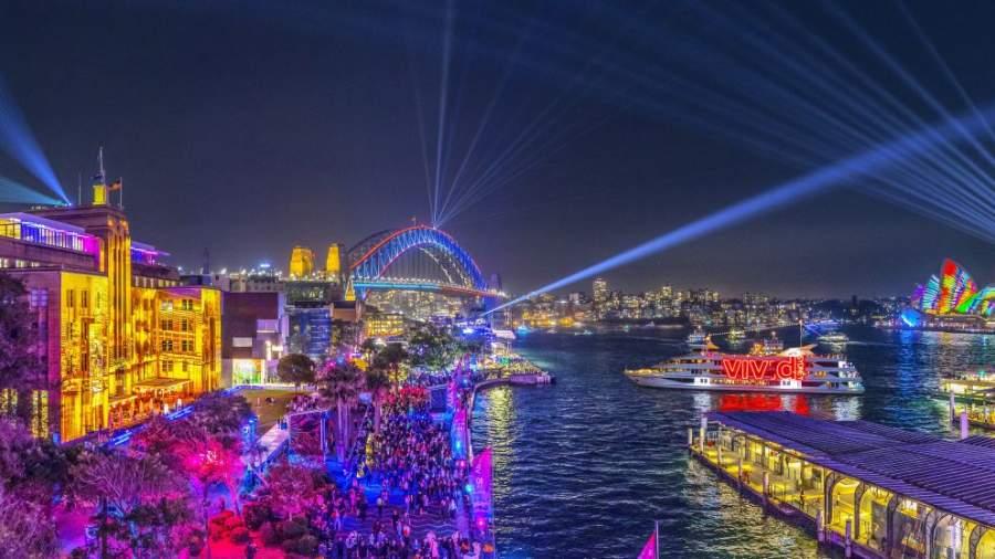 Sydney Vivid Festival of Light