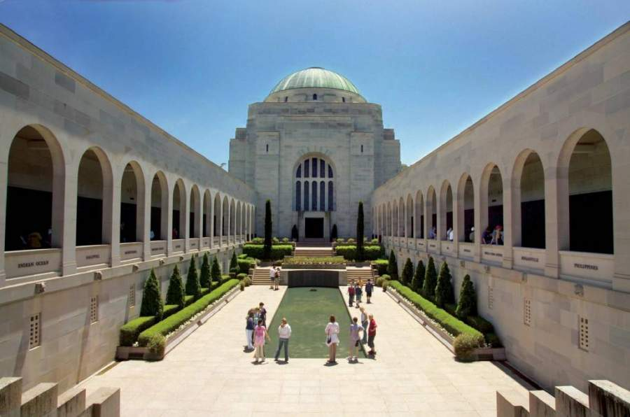 A Weekend in Canberra