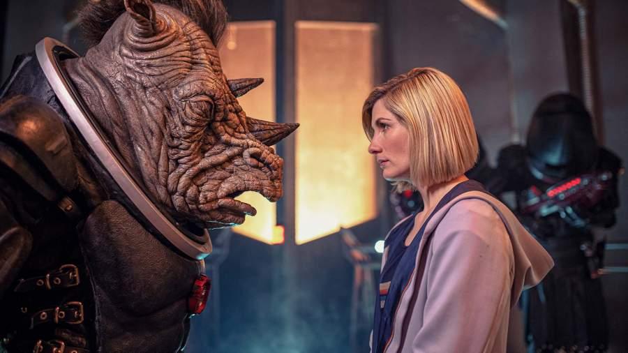 Doctor Who Season 12 story