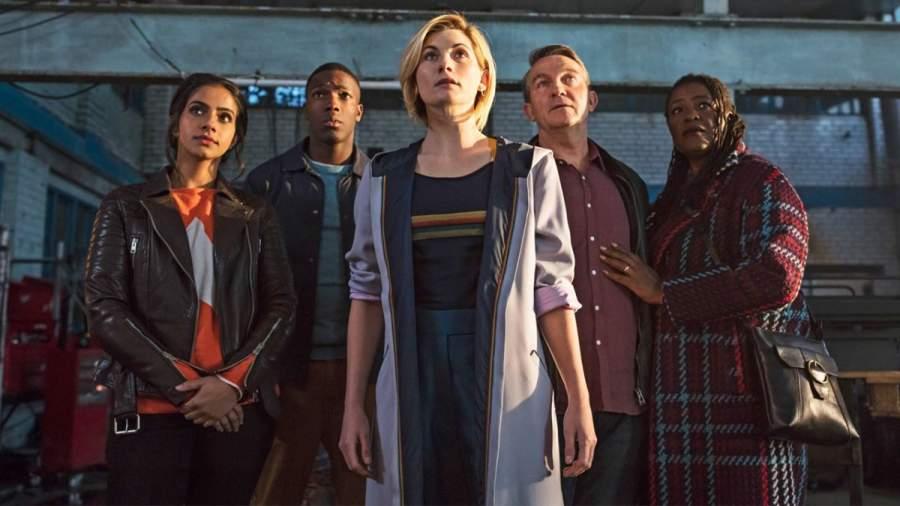 Doctor Who Season 12 release date