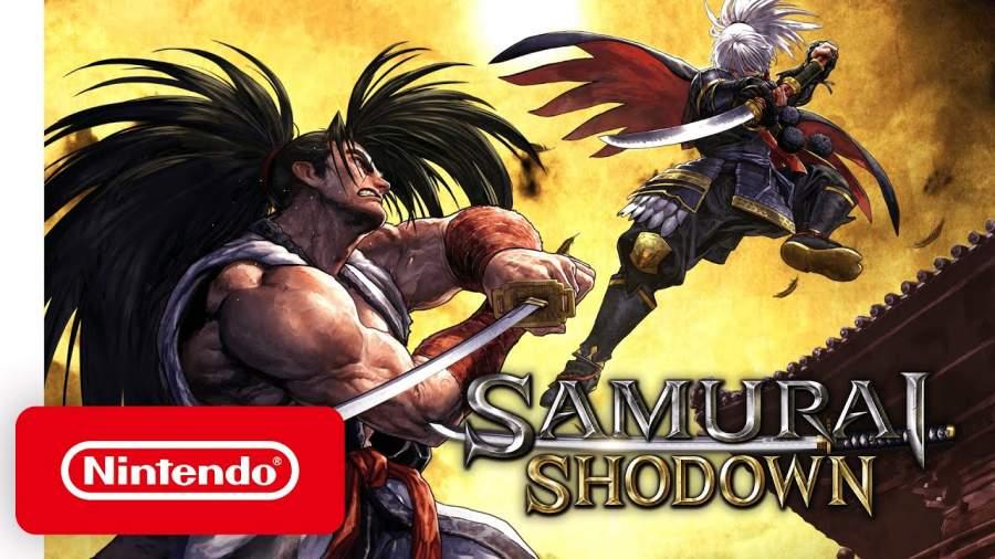 Samurai showdown gameplay