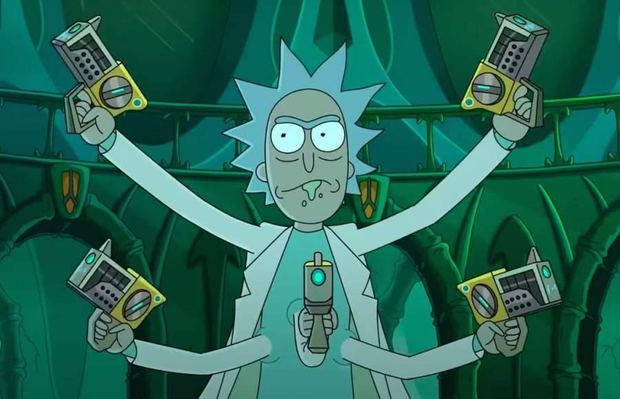 Rick and Morty Season 5 characters