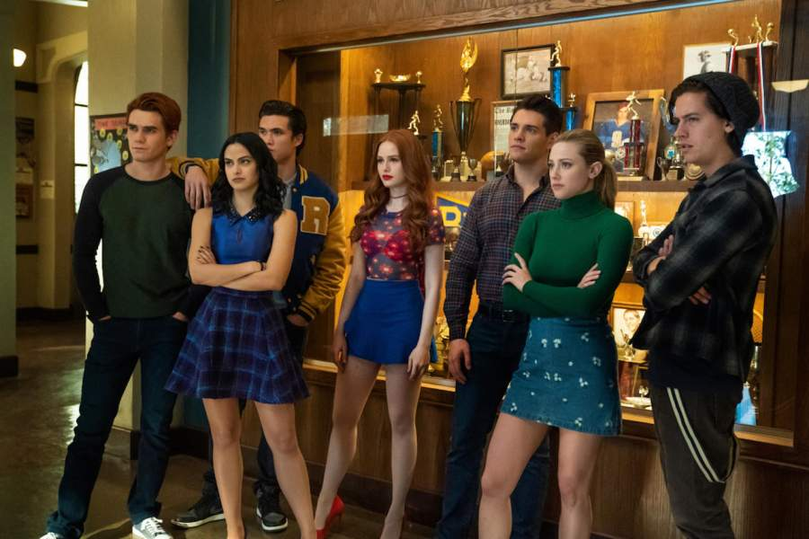 Riverdale Season 5 cast details