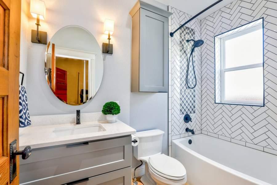 Shower Enclousure cleaning
