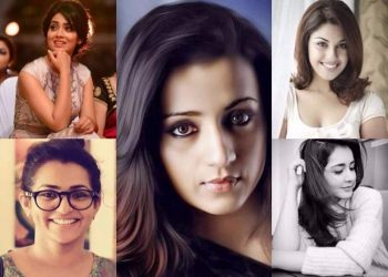 Most Beautiful South Indian Actresses