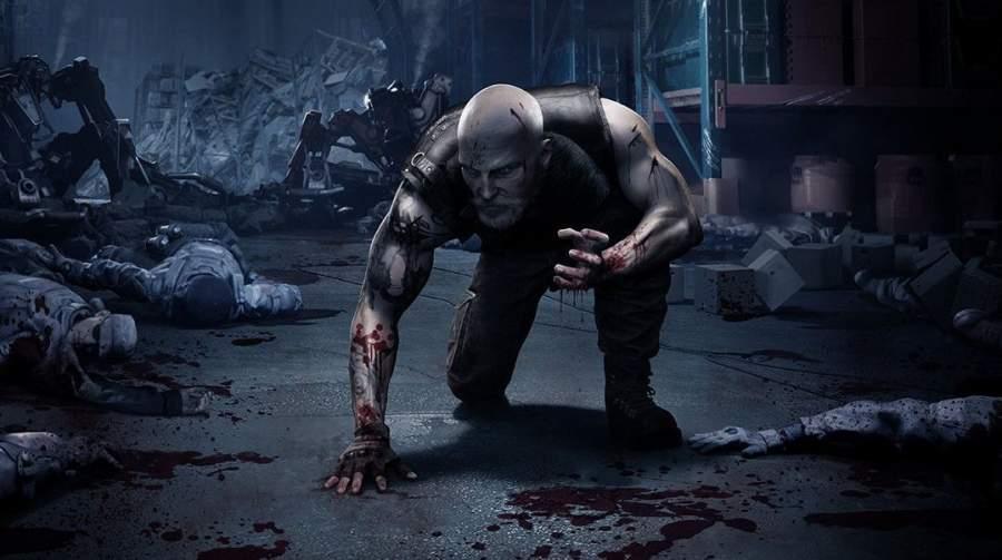 Werewolf the Apocalypse - Earthblood gameplay
