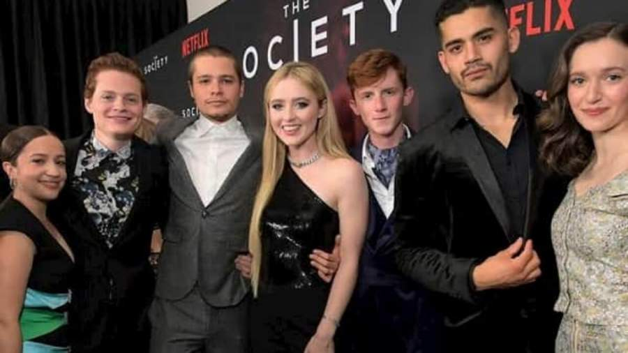 The Society Season 2 cast