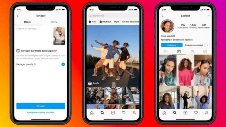 Instagram Launches Short Video platform Reels