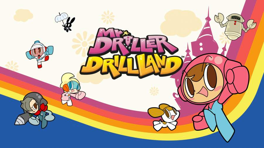 Mr. Driller Drill Land Nintendo Switch review